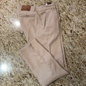 Heritage 34 Linen and cotton pants